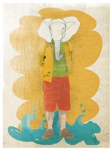 Изображение 19. Выставка: International Weird Collage Show.. Изображение № 19.