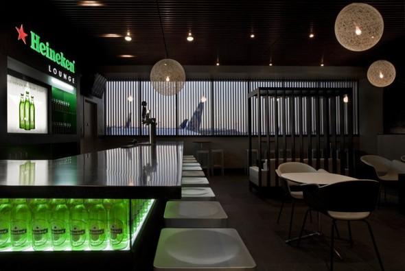 Под стойку: 15 лучших интерьеров баров в 2011 году. Изображение № 93.
