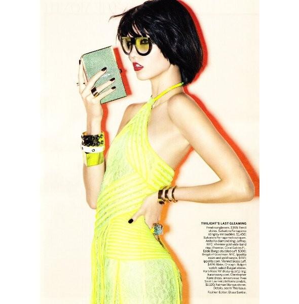 Новые съемки: Vogue, V и другие. Изображение № 2.