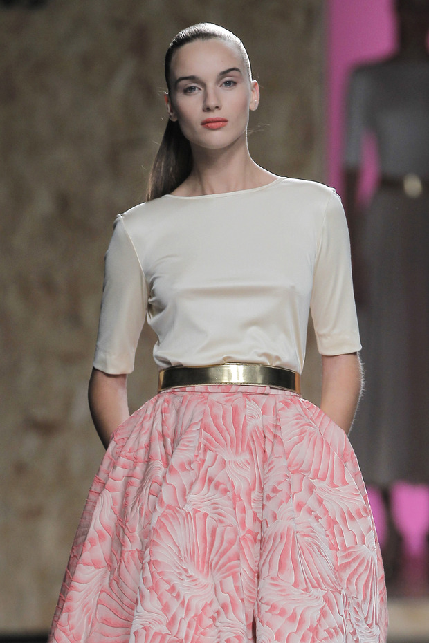 Madrid Fashion Week SS 2013: DUYOS. Изображение № 3.
