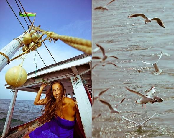 Shrimp boat MFR 646 DF GOA - Non stop. Изображение № 8.