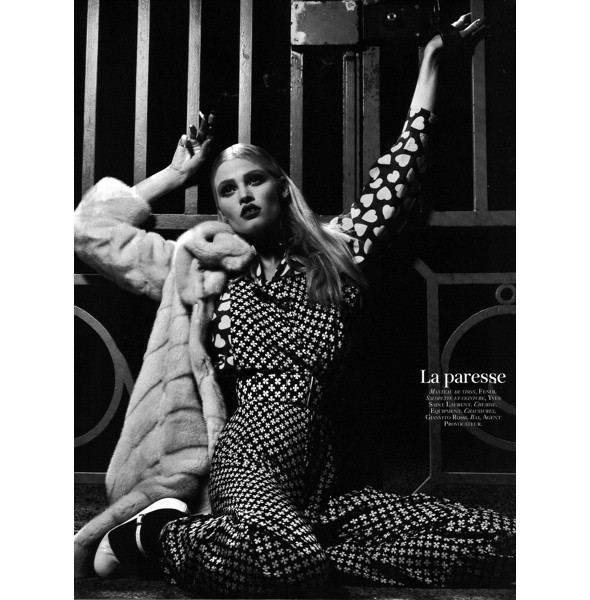 5 новых съемок: Interview, Purple Fashion и The Gentlewoman. Изображение № 25.