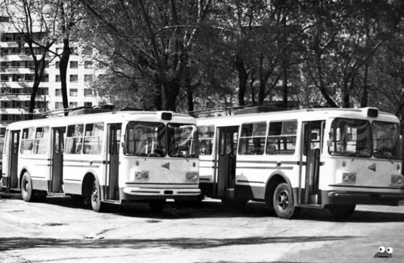 Первые троллейбусы. Изображение № 45.