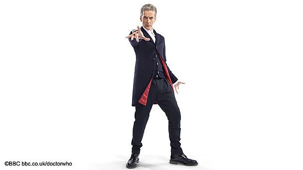 BBC показала костюм нового Доктора Кто. Изображение № 1.
