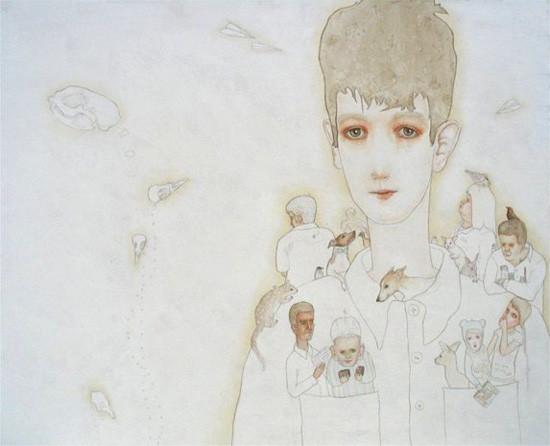 Детский иллюстратор Lilly Piri, любительница конвертов. Изображение № 9.