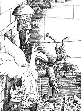 Алиса вСтране Чудес. Изображение № 42.