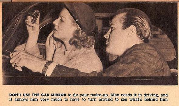 Как завоевать мужчину, вырезки из журнала 1938 года. Изображение № 6.