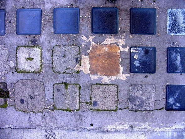 Modern british art: Стены Жерарa Гастингсa. Изображение № 3.