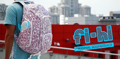 Fi-Hi непросто рюкзаки. Изображение № 1.