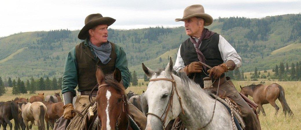 Кадр из сериала Broken Trail. Изображение № 5.