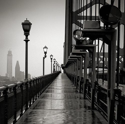 20 черно-белых фотографий мостов совсего мира. Изображение № 12.