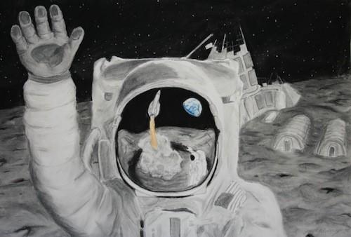 Lunar ArchPrize. Изображение № 15.
