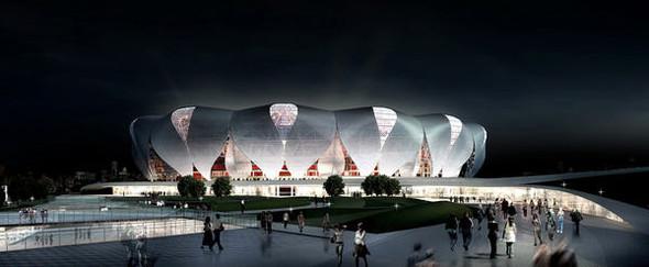Новый спортивный парк в Ханчжоу. Изображение № 2.