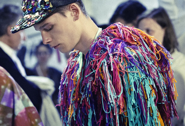 Фестиваль Hyeres: Дневник с бэкстейджа самого смелого конкурса в фэшн-дизайне. Изображение № 34.