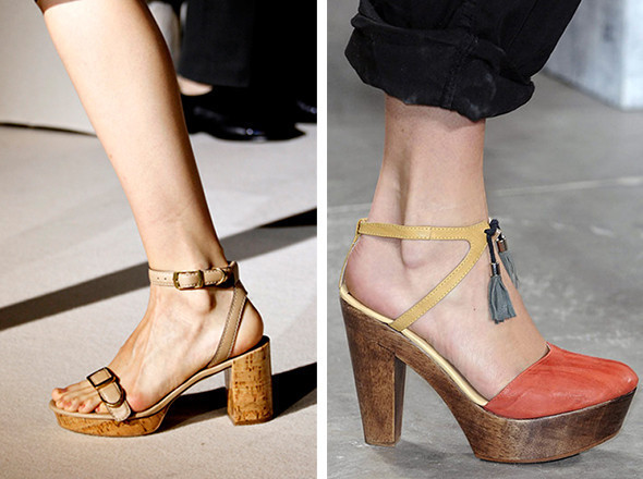 Walking in my shoes: 10 тенденций обуви весны-лета 2011. Изображение № 21.