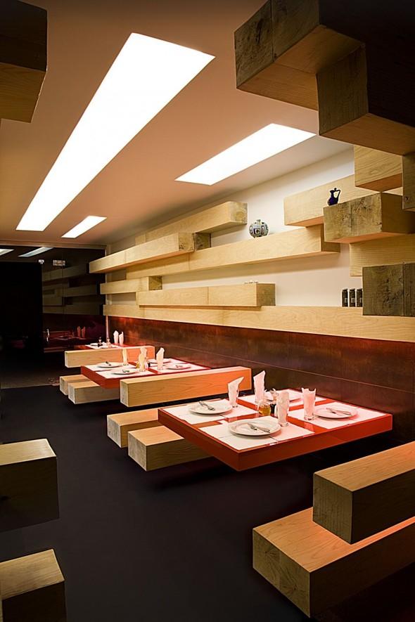 Место есть: Новые рестораны в главных городах мира. Изображение № 45.