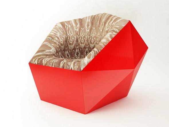 Cинтезе культур- удобное кресло в стиле фьюжн (fusion). Изображение № 6.
