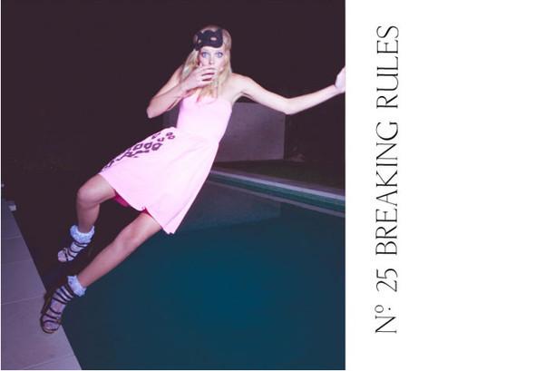 Lauren Ward дляWildfox couture. Изображение № 27.