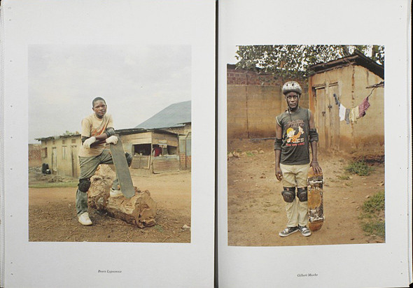 12 альбомов фотографий непривычной Африки. Изображение № 95.