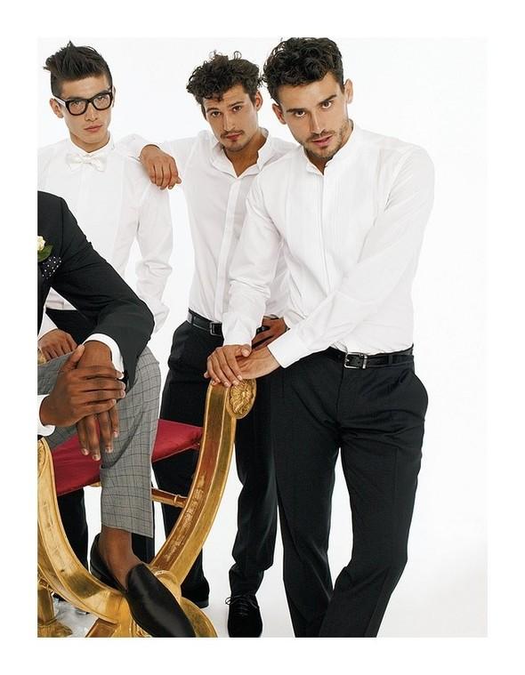 Лукбук: Dolce & Gabbana Pre-Spring 2012. Изображение № 6.