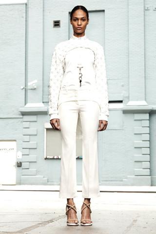 Изображение 22. Лукбуки Resort 2012: Givenchy, Lanvin.. Изображение № 22.