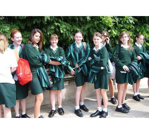 Школьная форма в Британии. Изображение №22.