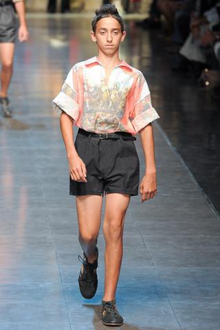 Неделя мужской моды в Милане: День 1. Изображение № 14.