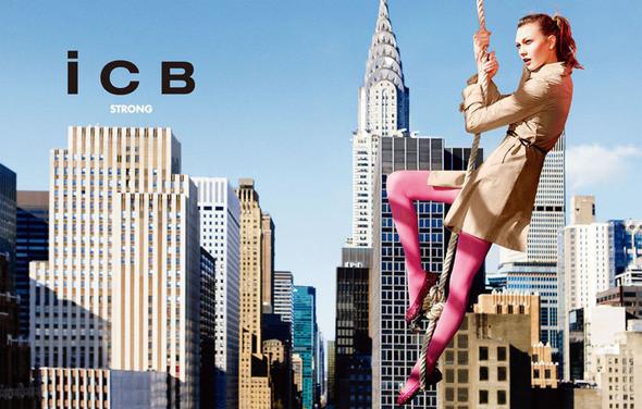 Изображение 9. 2 новые кампании : Burberry & iCB.. Изображение № 9.