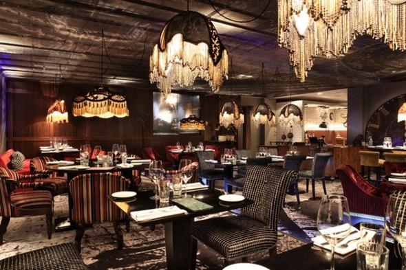 Место есть: Новые рестораны в главных городах мира. Изображение № 102.
