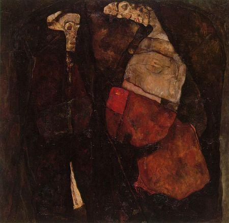 Эгон Шиле. Эротика вискусстве живописи ирисунка. Изображение № 12.