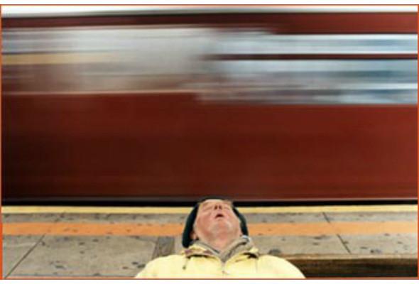 Метрополис: 9 альбомов о подземке в мегаполисах. Изображение № 69.