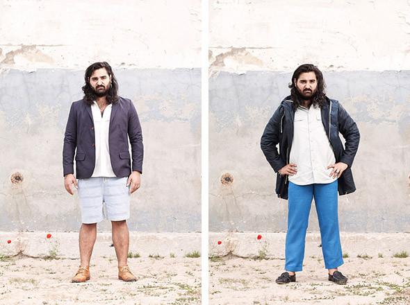 Берлинская сцена: Дизайнеры одежды. Изображение №102.