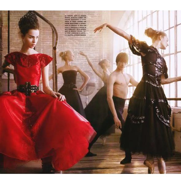 Изображение 51. Dance, dance, dance: 10 съемок, вдохновленных балетом.. Изображение № 53.
