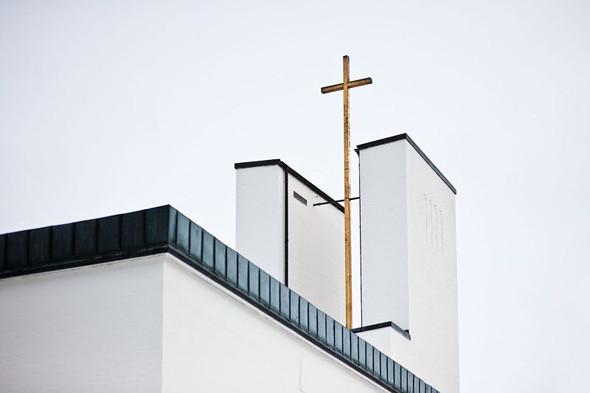 Церковь в окрестностях отеля Wreta. Изображение № 14.