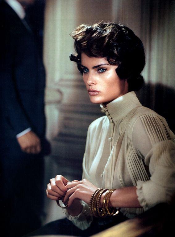 Съёмка: Изабели Фонтана для Vogue. Изображение № 2.