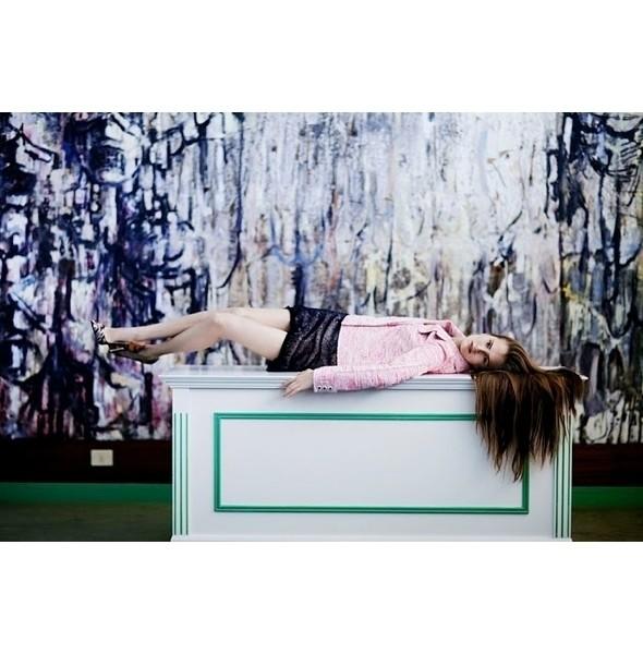 Изображение 6. Съемки: 10, Elle и Vogue.. Изображение № 6.