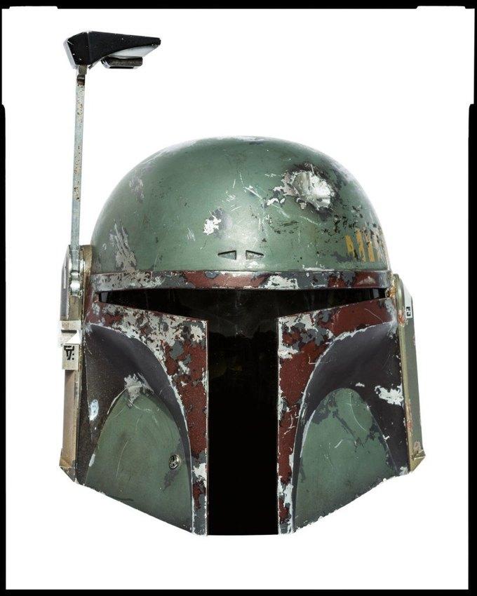 Wired сфотографировал реквизит из «Звёздных войн» . Изображение № 1.