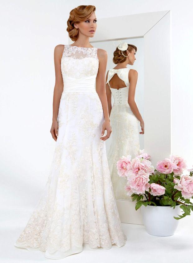 Свадебная Коллекция  от дизайнера Татьяна Каплун-Kookla 2013 ( Simple White ). Изображение №23.