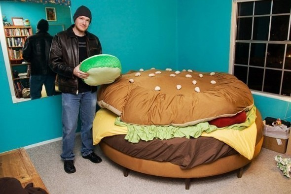 Храпящий гамбургер. Изображение № 4.