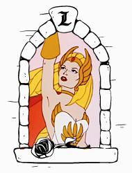 Хиро-э-вик: Принцессы. Изображение №24.