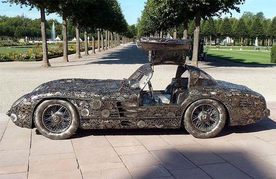 Серия необычных авто от Giganten Aus Stahl. Изображение № 3.
