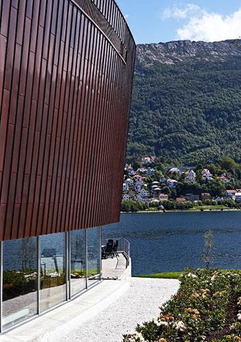 Пожарное депо, берген, норвегия. Изображение № 5.