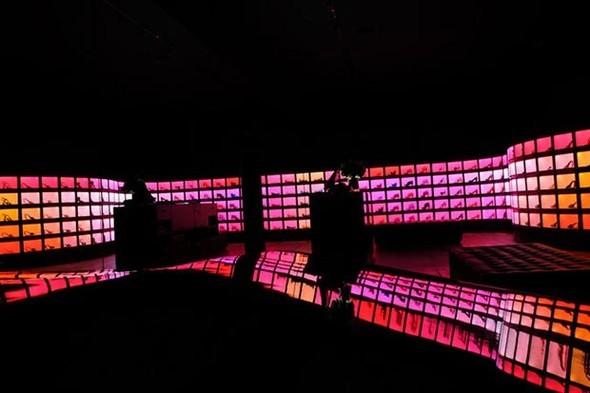 Новый, ультра-темный магазин United Nude в Нью-Йорке. Изображение № 1.