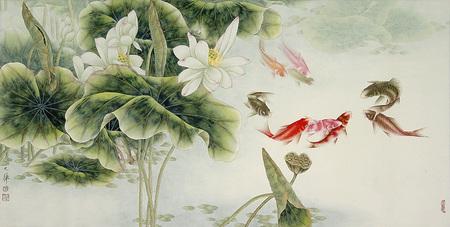 Птицы ицветы. Изображение № 17.