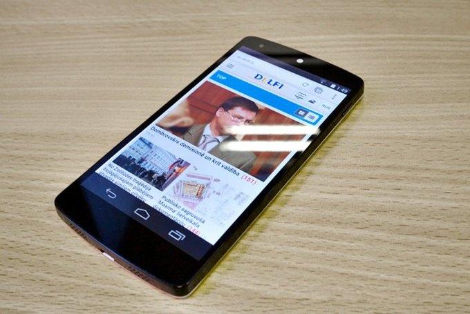 Nexus 5. Изображение № 1.