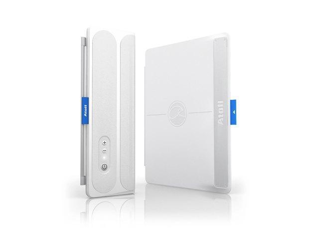 В смарт-кавер для iPad встроили динамик. Изображение № 2.