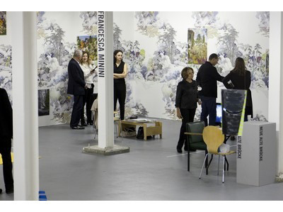Личный опыт: Как я работала на лондонской ярмарке Sunday Art Fair. Изображение № 2.