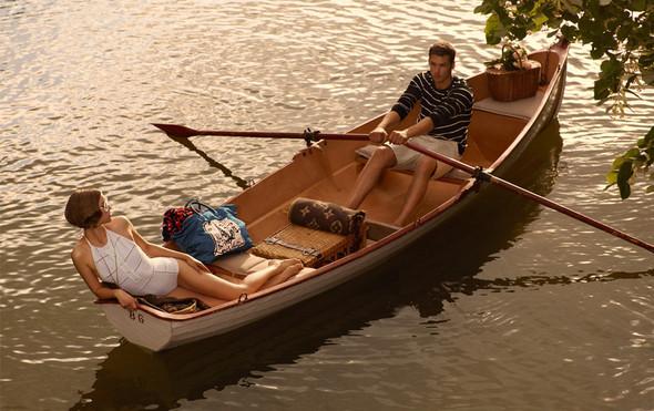 Лукбук: Аризона Мьюз для Louis Vuitton Cruise 2012. Изображение № 17.