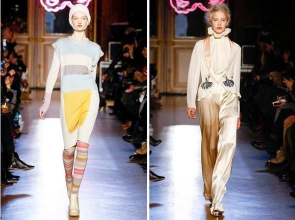 Изображение 19. Показы на Paris Fashion Week FW 2011: день 5 и 6.. Изображение № 36.
