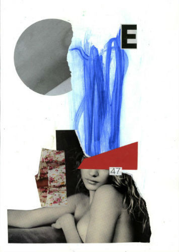 Клей, ножницы, бумага: 10 современных художников-коллажистов. Изображение № 39.